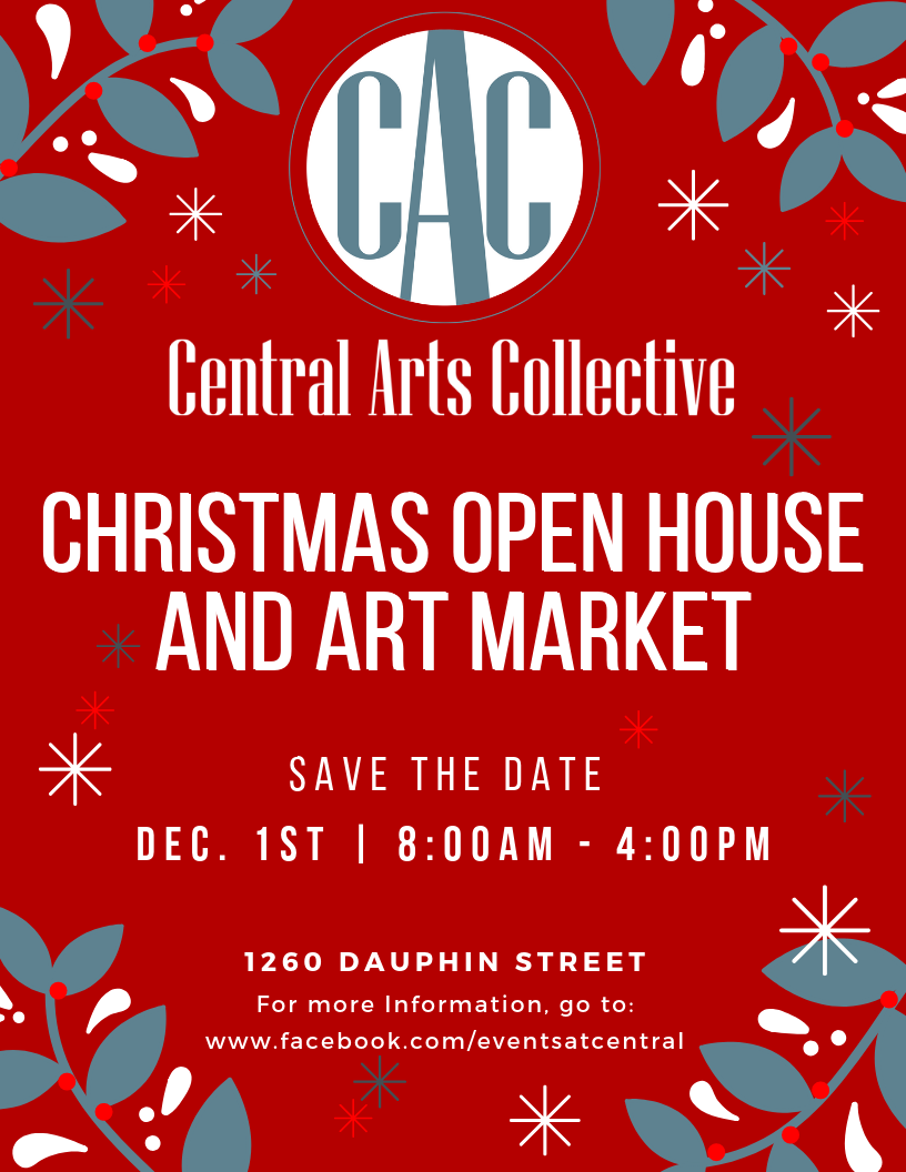 Holiday Open HOuse and Art Market (3)
